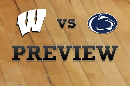 Wisconsin vs. Penn State: Full Game Preview