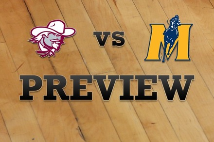 Eastern Kentucky vs. Murray State: Full Game Preview