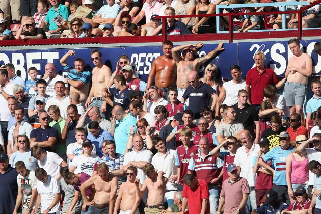 Hammers to Crack Down on Away Fans