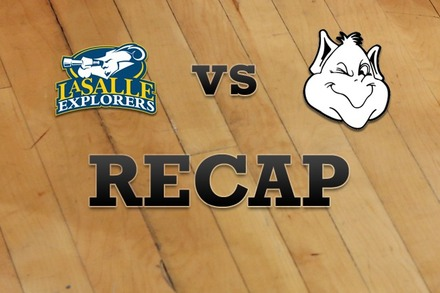 La Salle vs. Saint Louis: Recap, Stats, and Box Score
