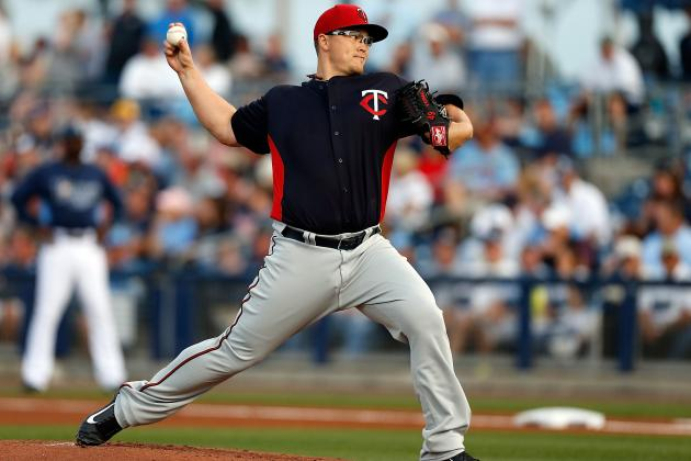 Breaking Down the Initial Starting Rotation for the Minnesota Twins