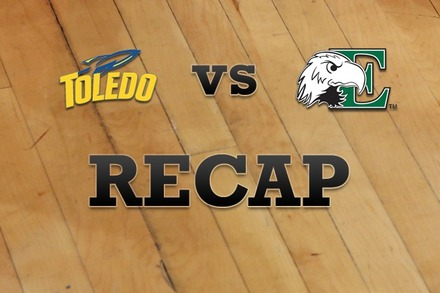 Toledo vs. Eastern Michigan: Recap, Stats, and Box Score