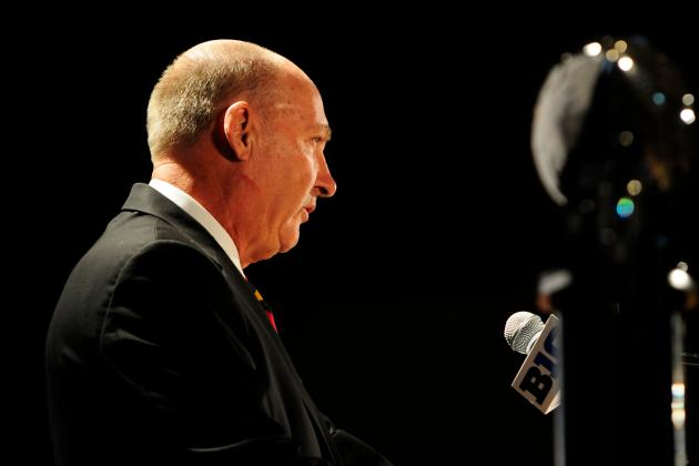 Jim Delany: Big Ten Could Go to D-III If O'Bannon Beats NCAA