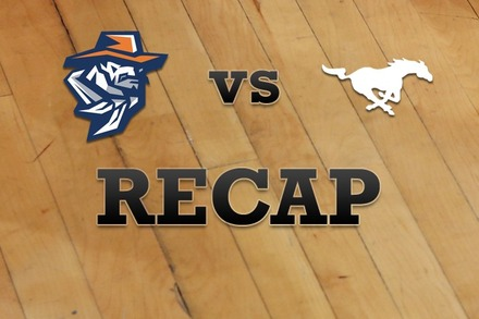 UTEP vs. Southern Methodist: Recap, Stats, and Box Score