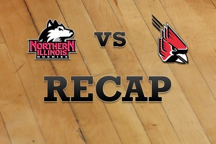 Northern Illinois vs. Ball State: Recap, Stats, and Box Score