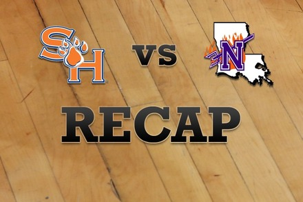 Sam Houston State vs. Northwestern State: Recap, Stats, and Box Score