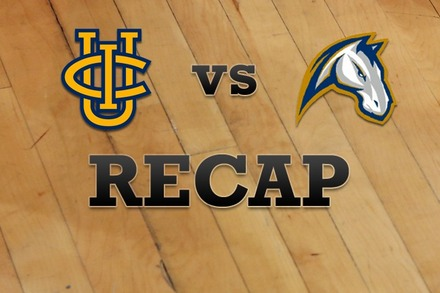 UC Irvine vs. UC Davis: Recap, Stats, and Box Score