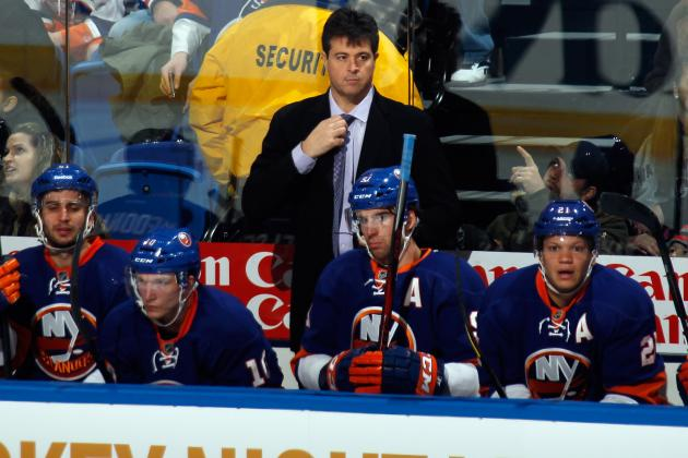 Islanders Must Make Use of Homestand in Push for Playoffs