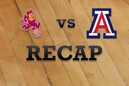 Arizona State vs. Arizona: Recap, Stats, and Box Score