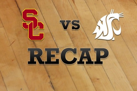 USC vs. Washington State: Recap, Stats, and Box Score