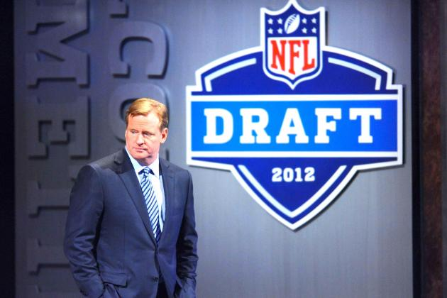 NFL Announces Compensatory Draft Picks for 2013 Draft