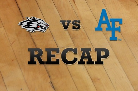 New Mexico vs. Air Force: Recap, Stats, and Box Score