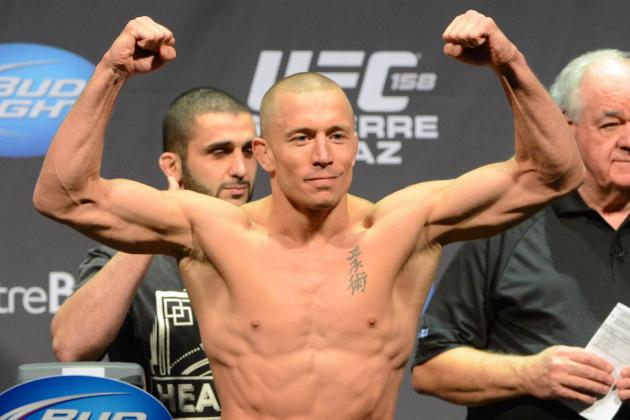 Georges St-Pierre's Legacy: Will Not Finishing Fights Define His Career?