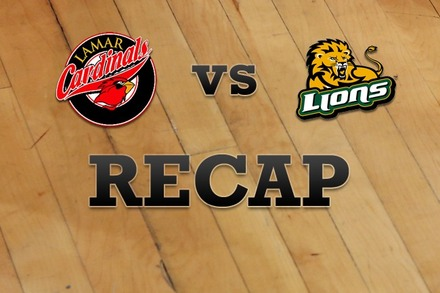 Lamar vs. SE Louisiana: Recap, Stats, and Box Score