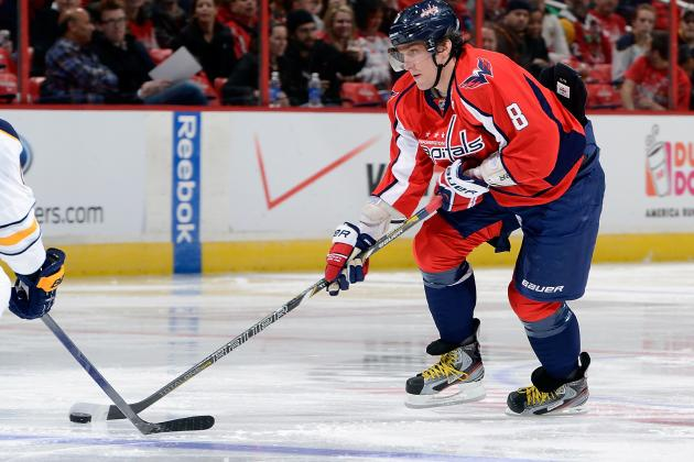 Alex Ovechkin Works to Revamp His Game