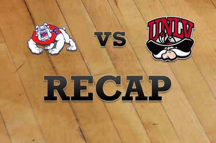 Fresno State vs. UNLV: Recap, Stats, and Box Score