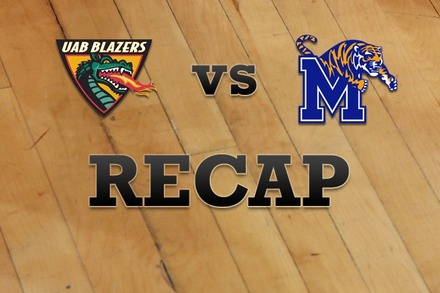 UAB vs. Memphis: Recap, Stats, and Box Score