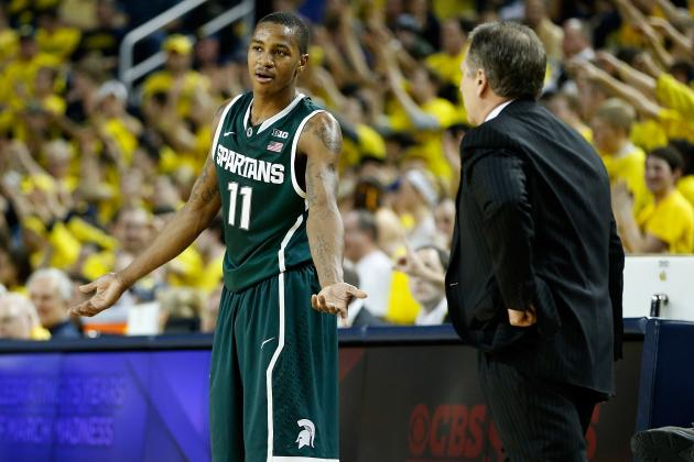 Michigan State vs. Valparaiso: Game Time, TV Schedule, Spread Info, Predictions