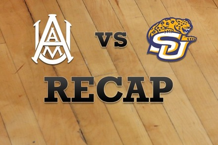 Alabama A&M vs. Southern University: Recap, Stats, and Box Score