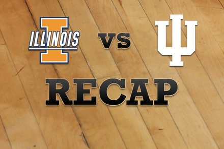 Illinois vs. Indiana: Recap, Stats, and Box Score