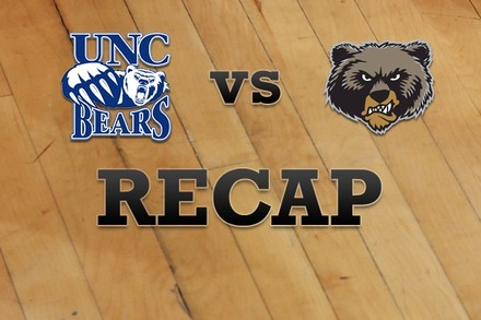 Northern Colorado vs. Montana: Recap, Stats, and Box Score