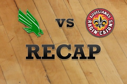 North Texas vs. LA Lafayette: Recap, Stats, and Box Score