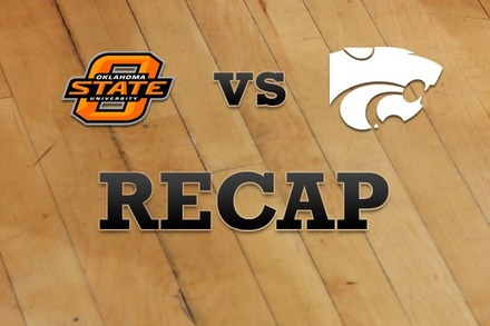 Oklahoma State vs. Kansas State: Recap, Stats, and Box Score