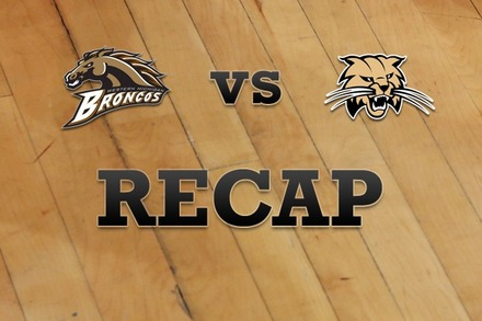 Western Michigan vs. Ohio: Recap, Stats, and Box Score