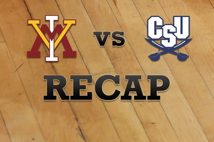 Virginia Military vs. Charleston Southern: Recap, Stats, and Box Score