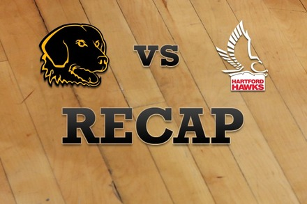 UMBC vs. Hartford: Recap, Stats, and Box Score