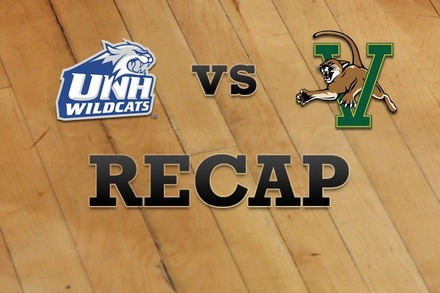 New Hampshire vs. Vermont: Recap, Stats, and Box Score