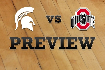 Michigan State vs. Ohio State: Full Game Preview