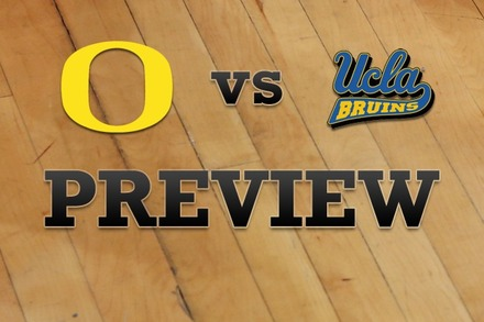 Oregon vs. UCLA: Full Game Preview