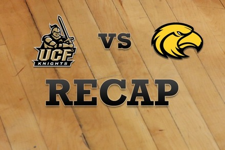 UCF vs. Southern Miss: Recap, Stats, and Box Score
