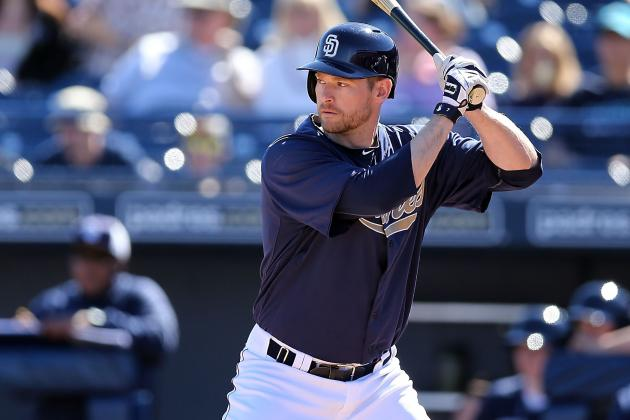 Padres 2013: Final Predictions for Every Padres Spring Training Position Battle