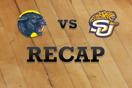 Prairie View A&M  vs. Southern University: Recap, Stats, and Box Score