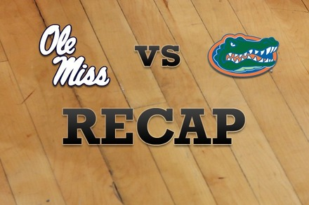 Mississippi vs. Florida: Recap, Stats, and Box Score