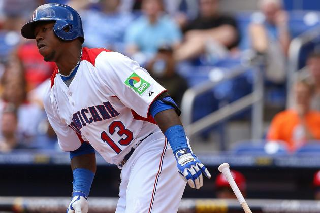 Dodgers' Hanley Ramirez: 7 WBC Games, 0 at Shortstop
