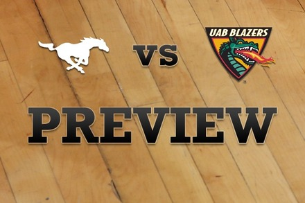 Southern Methodist vs. UAB: Full Game Preview