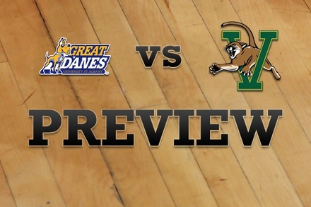 Albany vs. Vermont: Full Game Preview