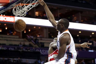 Charlotte Bobcats close out Washington Wizards in 119-114 win
