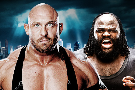 Ryback vs. Mark Henry