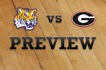 LSU vs. Georgia: Full Game Preview