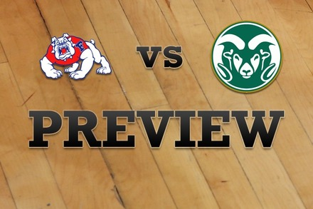 Fresno State vs. Colorado State: Full Game Preview