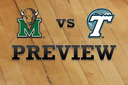 Marshall vs. Tulane: Full Game Preview