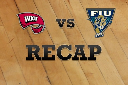 Western Kentucky vs. FL Internationial: Recap, Stats, and Box Score