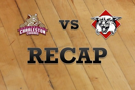 Charleston vs. Davidson: Recap, Stats, and Box Score