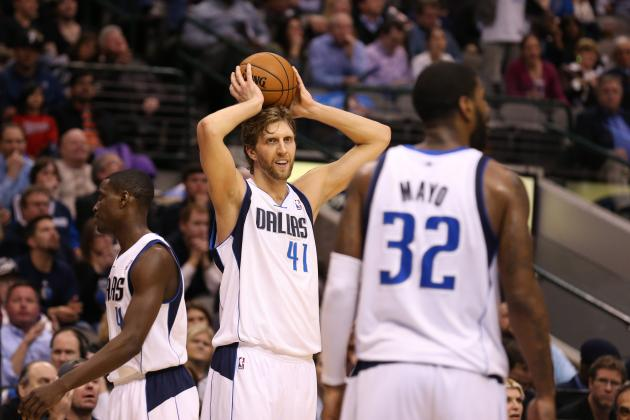 Rapid Reaction: Mavericks 127, Hawks 113