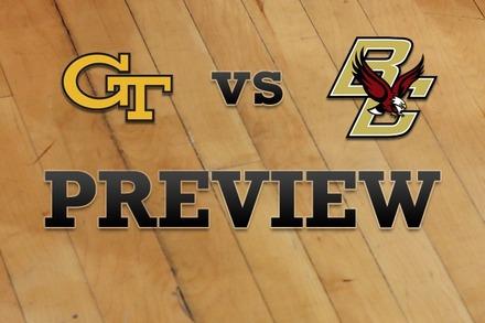 Georgia Tech vs. Boston College: Full Game Preview