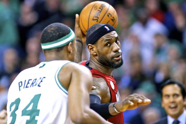 Miami Heat vs. Boston Celtics: Live Updates, Highlights and Analysis